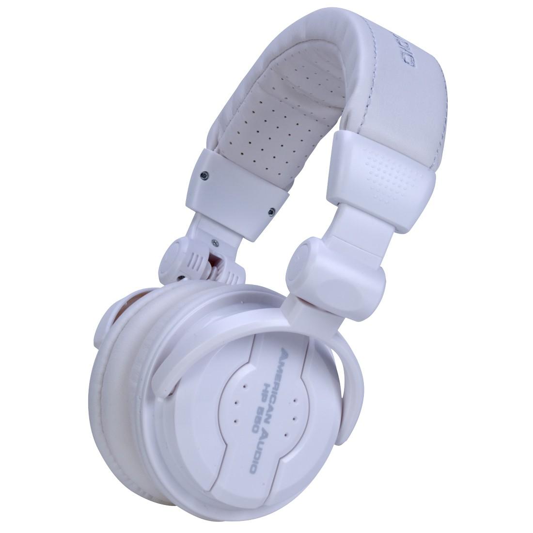 American Audio HP 550 Snow Professional High Powered DJ