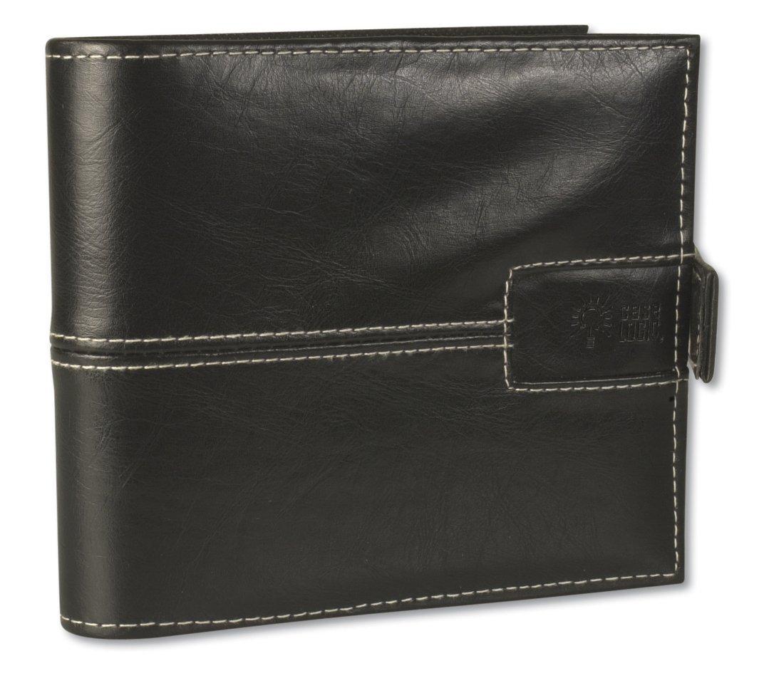 Case logic ktw 24 capacity cd wallet for Define faux leather