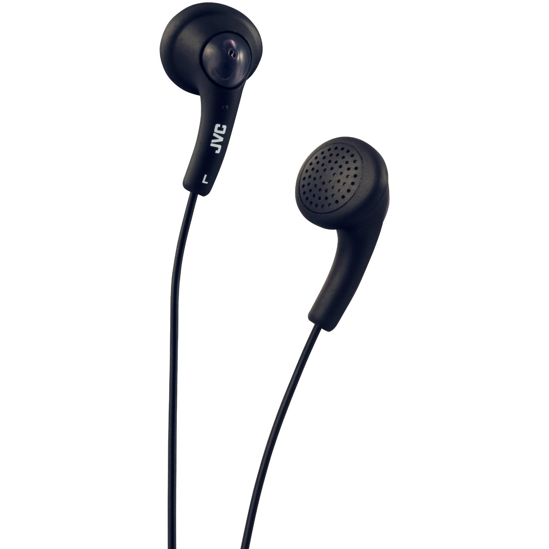 Jvc Gumy In Ear Headphones Olive Black Ha F150 B