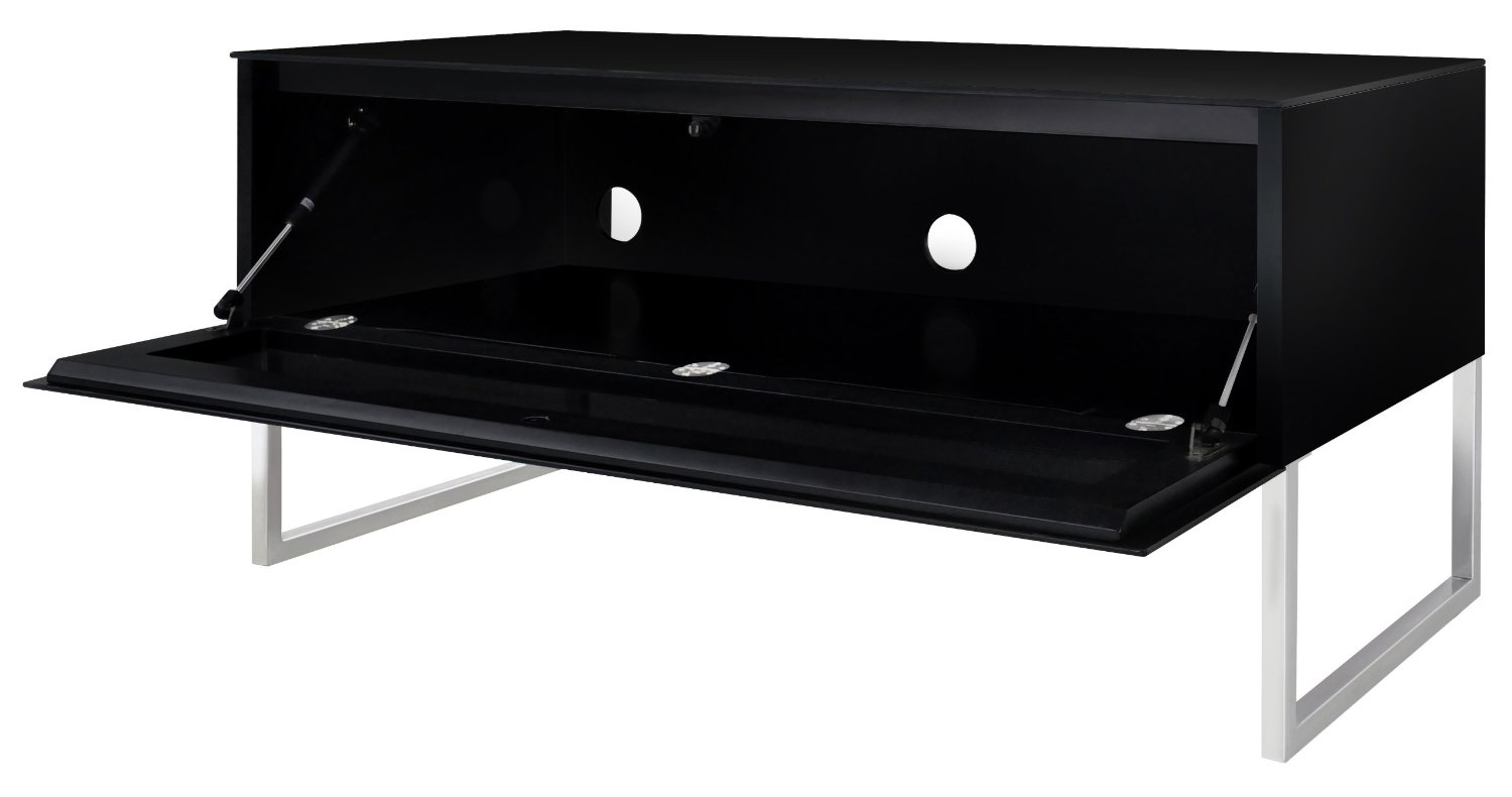 Norstone Khalm Modular Tv Stand 1000mm Lacquered Black