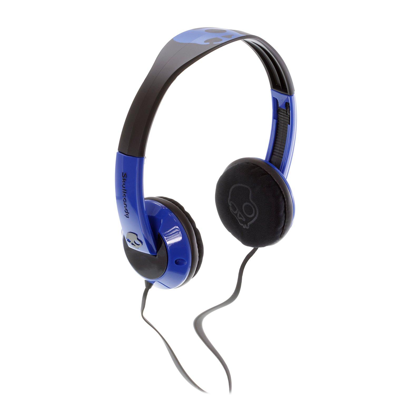 Skullcandy UPROCK 2011 Blue Black Headphones S5URCZ 101