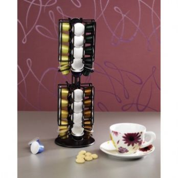nespresso capsule stand xavax 111114 from discount discs. Black Bedroom Furniture Sets. Home Design Ideas
