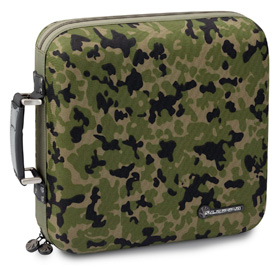 Slappa Hard Body 240 CD Pro Carry Case Camo
